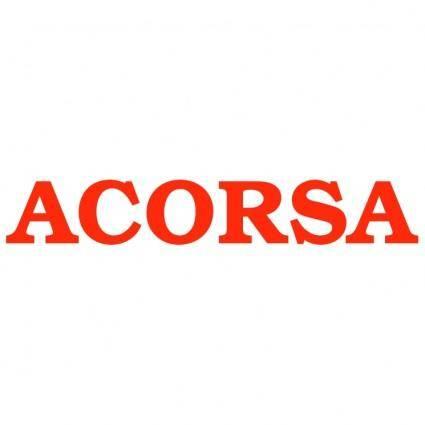 free vector Acorsa
