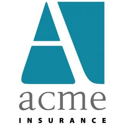 free vector Acme insurance