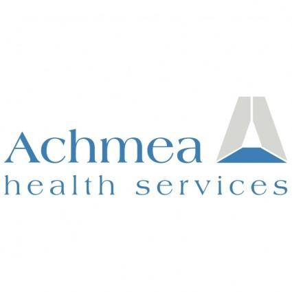 free vector Achmea health services
