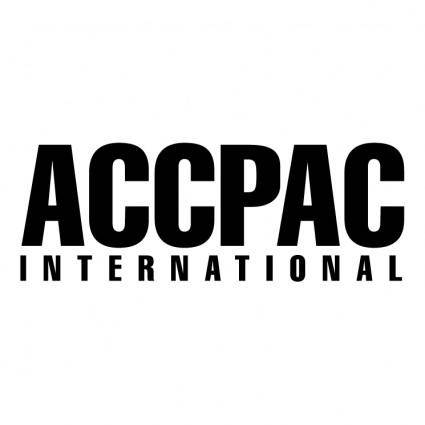Accpac international