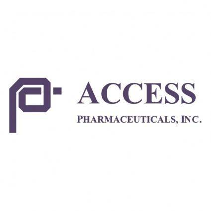 Access pharmaceuticals