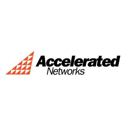 Accelerated networks