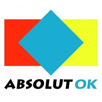 free vector Absolut ok