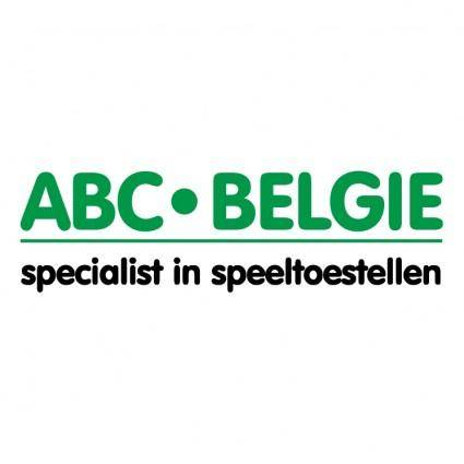 free vector Abc belgie