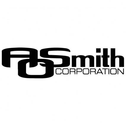 free vector A o smith corporation