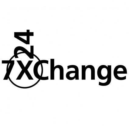 free vector 7x24 exchange 0