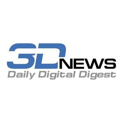 free vector 3dnews