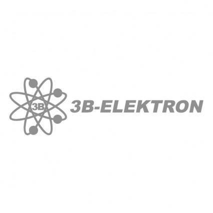 3b elektron