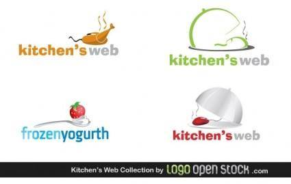 Kitchens Web logo Collection
