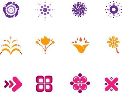 free vector Logo elements2
