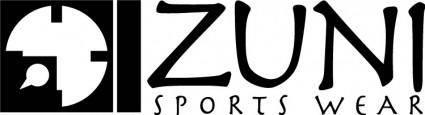free vector Zuni logo