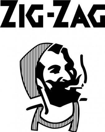 free vector Zig-Zag logo
