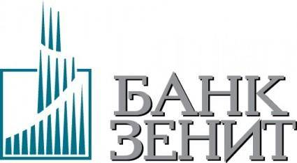 free vector Zenit bank logo