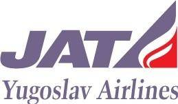 free vector Yugoslav airlines logo