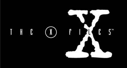 free vector X-Files logo