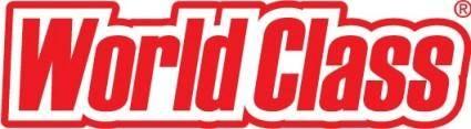 free vector WorldClass logo