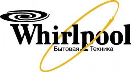 free vector Whirlpool logo2