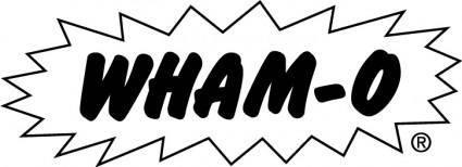 free vector Wham-o logo