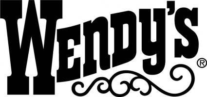free vector Wendys logo