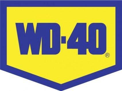 free vector WD-40 logo