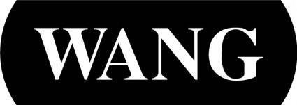 free vector Wang logo
