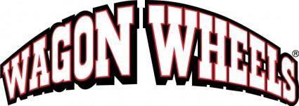free vector Wagon Wheels eng logo