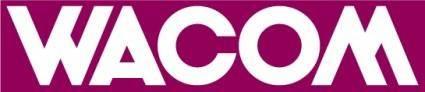 free vector Wacom logo
