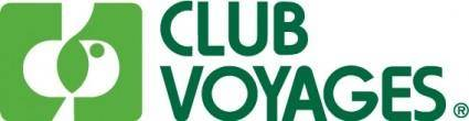 free vector Voyages Club logo