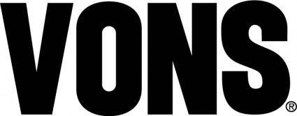 free vector VONS logo