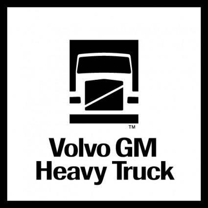 free vector Volvo Truck logo