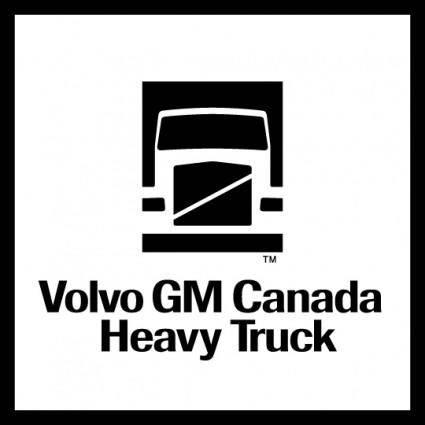 free vector Volvo Truck Canada logo
