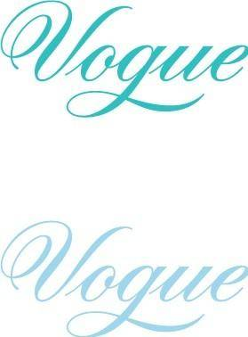 Vogue logos