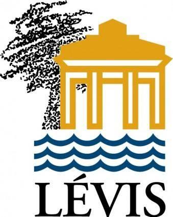 free vector Ville de Levis
