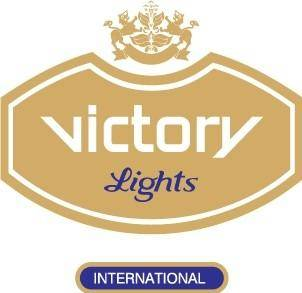free vector Victory Lights logo