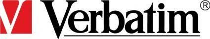 free vector Verbatim logo2