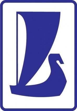free vector VAZ auto1 logo