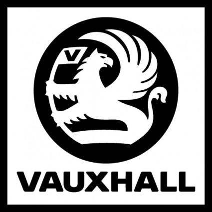 free vector Vauxhall logo