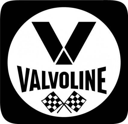 free vector Valvoline logo