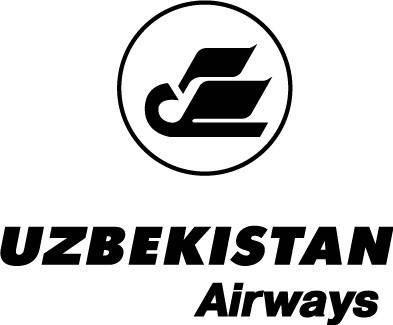 free vector Uzbekistan Airways logo