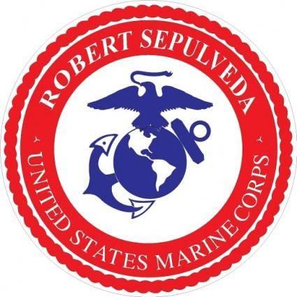 US marine logo