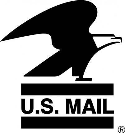 free vector US Mail logo
