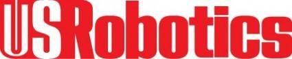 free vector USRobotics logo