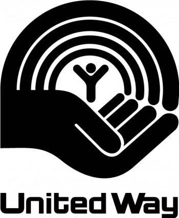 free vector United Way logo