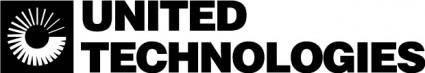 free vector United Technologies logo