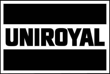free vector Uniroyal tires logo2