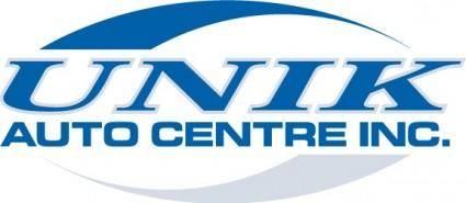 Unik Auto Centre logo