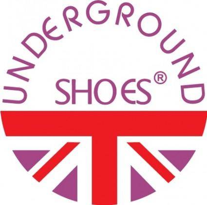 free vector Underground Shoes logo