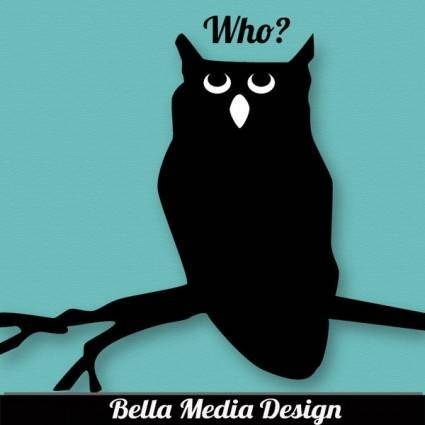 free vector WHO Owl
