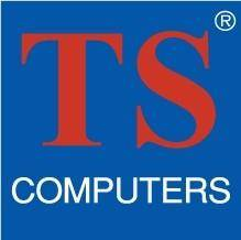 free vector TS Computers logo