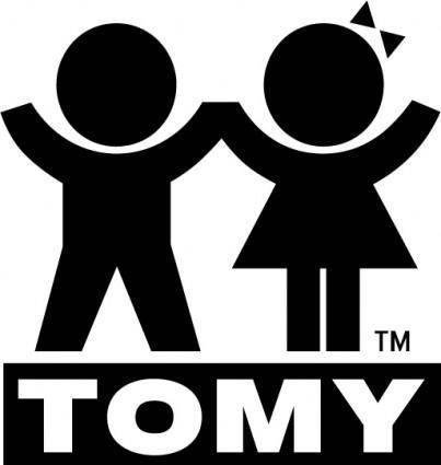 free vector Tomy logo2